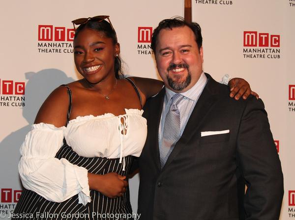 Photo Coverage: Condola Rashad Hosts MTC's Spring Gala 2018