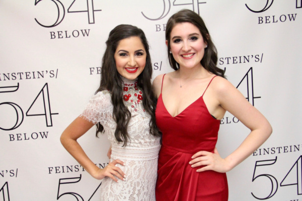 Producers Abby DePhillips and Kimberly Jenna Simon