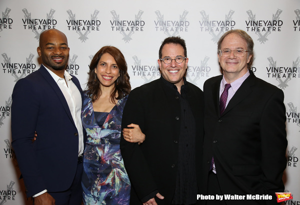 Photo Coverage: On the Red Carpet for Vineyard Theatre's Spring Gala!