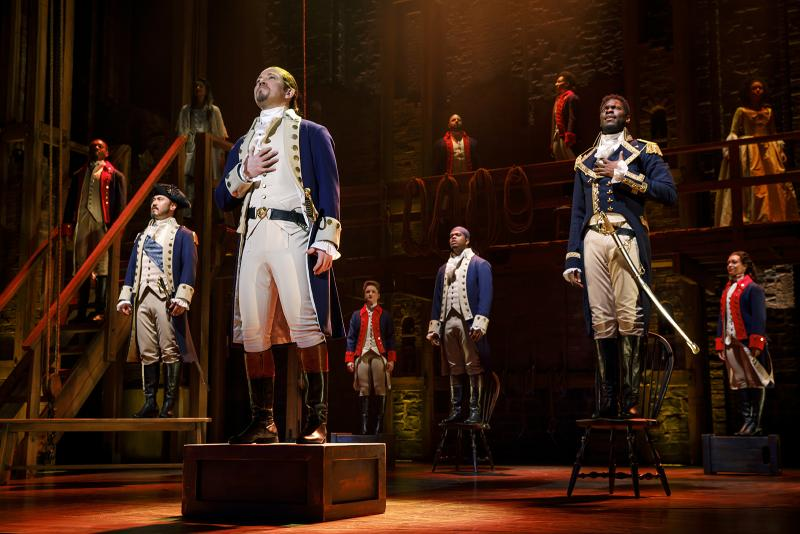 BWW Review: OC's Segerstrom Center Finally Becomes the Room Where HAMILTON Happens