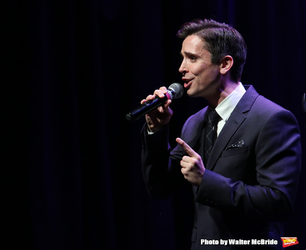 Photo Coverage: Go Inside the Vineyard Theatre Gala with Jessie Mueller, Lena Hall, John Gallagher, Jr. & More!