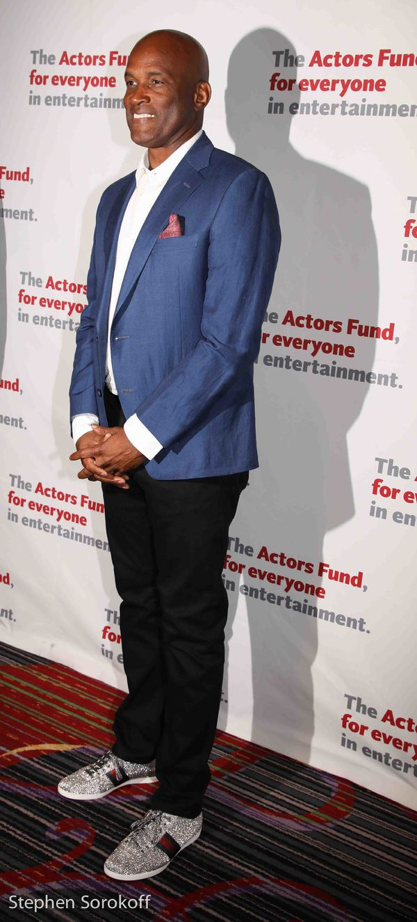Photo Coverage: Warren Beatty, Kenny Leon, Chita Rivera and Uma Thurman Honored at The Actors Fund Gala