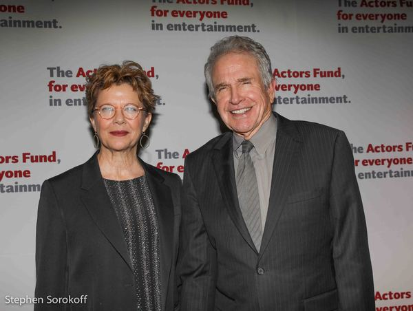 Annette Benning & Warren Beatty