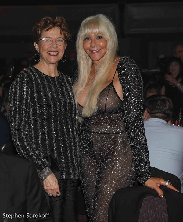 Annette Benning & Sunny Sessa