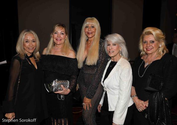 Eda Sorokoff, Valarie Christopher, Sunny Sessa, Jamie deRoy, Christina Rose Photo