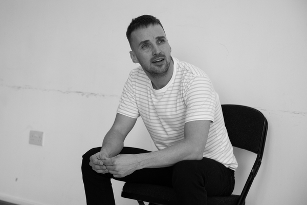 Photo Flash: Inside Rehearsal for BEIRUT at Park Theatre