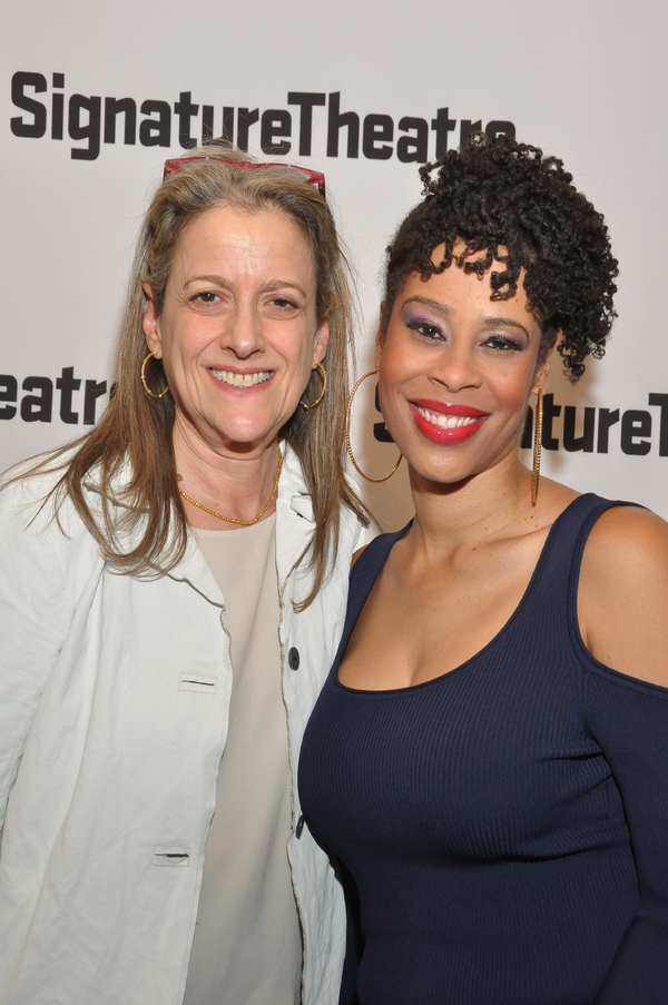 Photo Flash: PARADISE BLUE Celebrates Opening Night