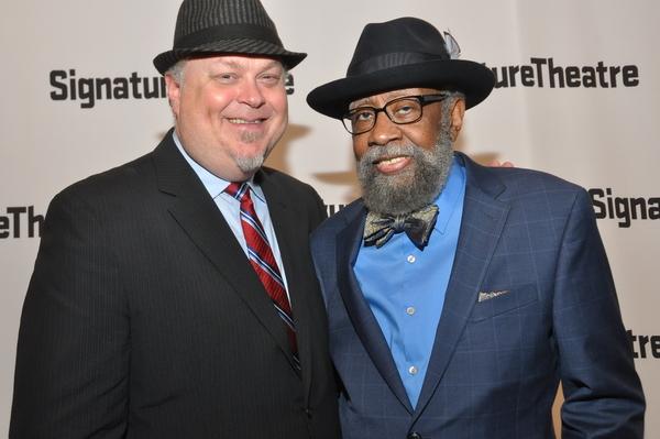 Kenny Rampton & Bill Sims, Jr. Photo