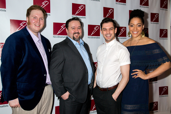 Photo Coverage: New Dramatists Salute THE ICEMAN COMETH Star Denzel Washington