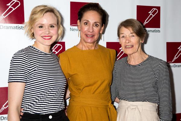 Alison Pill, Laurie Metcalf, Glenda Jackson