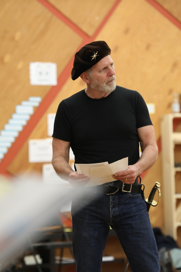 Photo Flash: In Rehearsal with The Public Theater's OTHELLO