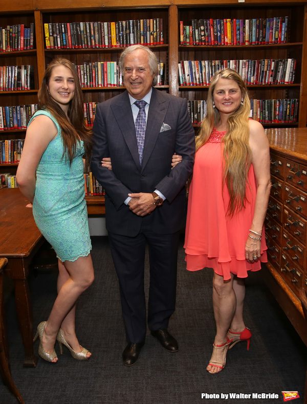 Photo Coverage:  Stewart F. Lane Inducted into the Manhattan Jewish Hall of Fame