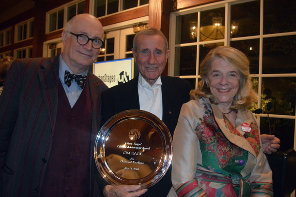 Photos: Urban Stages Presents Jim Dale with Lifetime Achievement Award