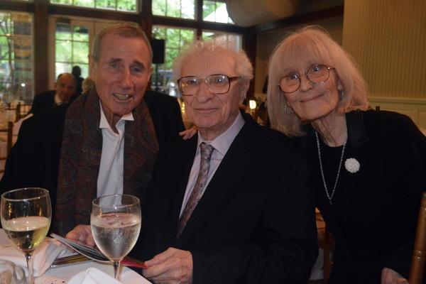 Jim Dale, Sheldon and Margie Harnick