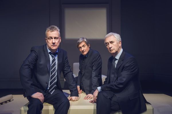 Stephen Tompkinson, Denis Lawson, Nigel Havers Photo