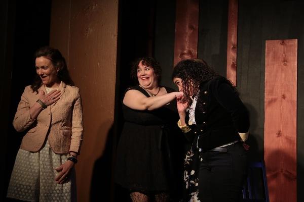 Allison Black, Emily Frederick, Ana Silva Photo