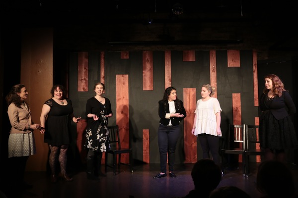 Allison Black, Emily Frederick, Holly Robison, Ana Silva, Maria Michael, Sarah Mobley Photo