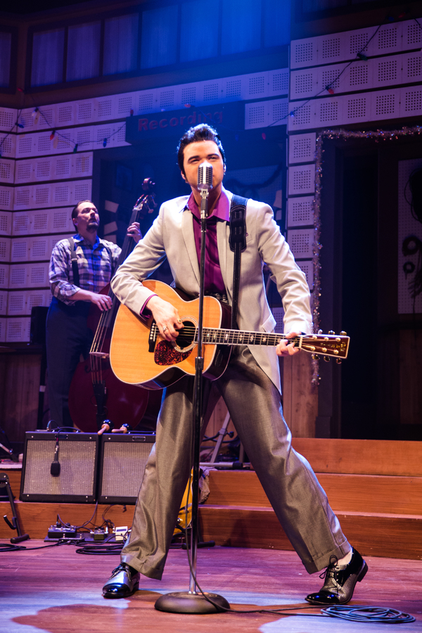 Photo Flash: Maine State Music Theatre Opens Diamond Jubilee Season with MILLION DOLLAR QUARTET