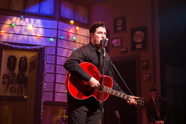 """Scott Moreau (Johnny Cash) â€"""" Photo By Kinectiv"""