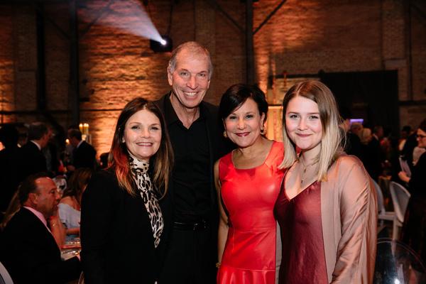 Kathryn  Erbe,  trustee  Bryan  Traubert,  Penny  Pritzker  and  Maeve  Kinney