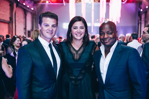 Photo Flash: Steppenwolf's 2018 Gala Raises $1.3 Million for the Theatre's Educational and Artistic Programming