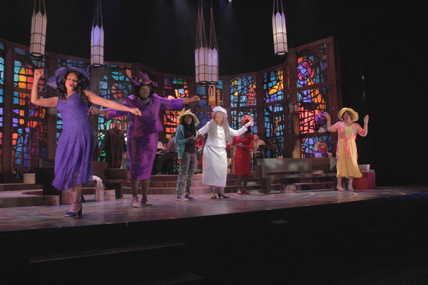 Photo Flash: Virginia Stage Company Mounts Gospel Musical CROWNS