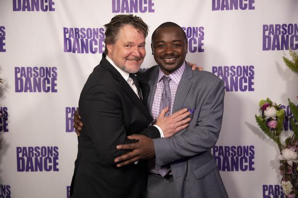 David Parsons and Robert Battle Photo
