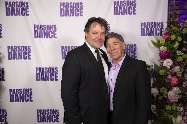 David Parsons and Stephen Schwartz