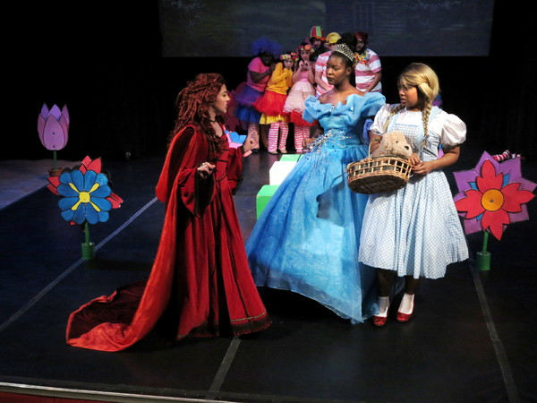 Photos: Harlem Repertory Theater Presents THE WIZARD OF OZ: A JAZZ MUSICAL FOR ALL AGES
