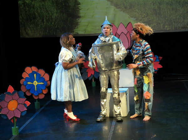 Photo Flash: Harlem Repertory Theater Presents THE WIZARD OF OZ: A JAZZ MUSICAL FOR ALL AGES