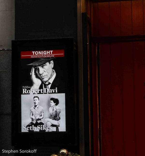Photo Coverage: Robert Davi Sings Frank Sinatra at Feinstein's/54 Below