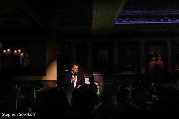 Photo Coverage: Robert Davi Sings Frank Sinatra at Feinstein's/54 Below