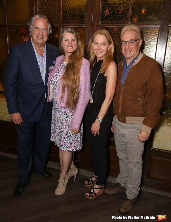 Stewart f. Lane, Bonnie Comley, Janet Kagan and Howard Kagan
