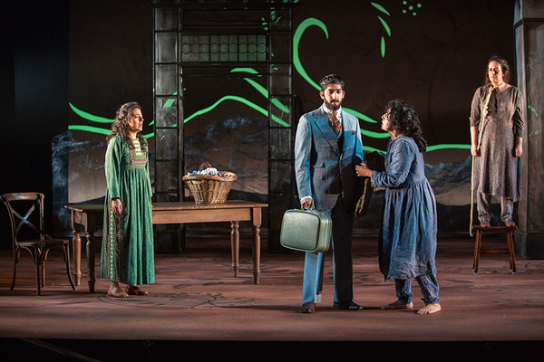 Photo Flash: First Look at A THOUSAND SPLENDID SUNS at The Old Globe