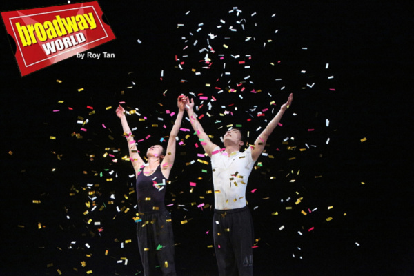 Photo Flash: First Look at A Festival Of Korean Dance At The Place