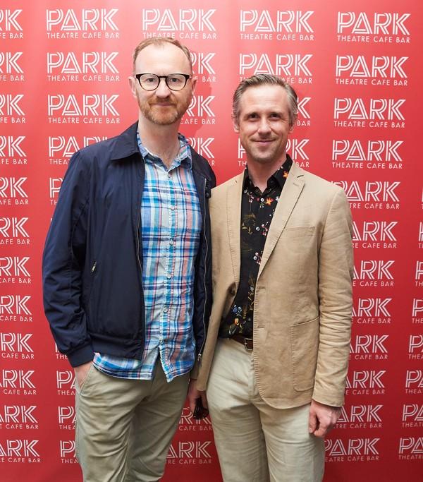 Mark Gatiss, Ian Hallard