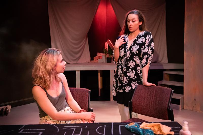 BWW Review: Resistance Takes its Toll in The Seeing Place Theater's THE PEOPLE VS ANTIGONE