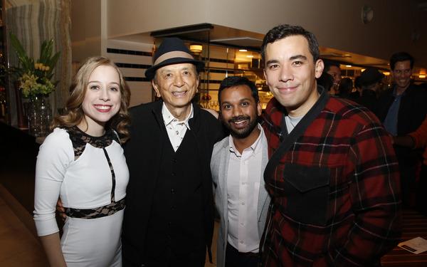 Photo Flash: David Henry Hwang and Jeanine Tesori's SOFT POWER Celebrates Opening Night