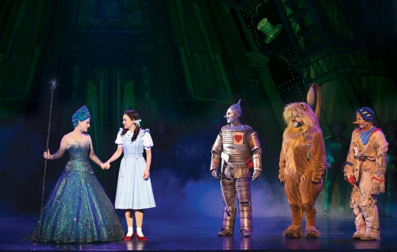 BWW Review: THE WIZARD OF OZ Flies into Melbourne
