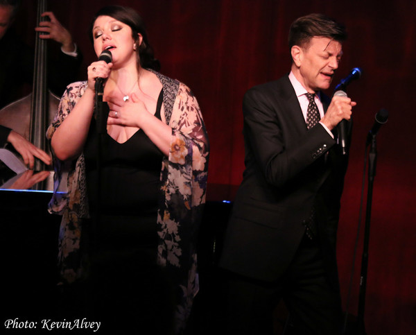 Jane Monheit and Jim Caruso