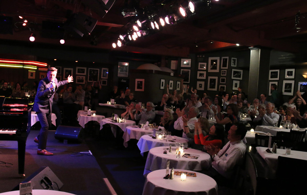 Photo Flash: Special Guests Turn Out for Jim Caruso's Cast Party