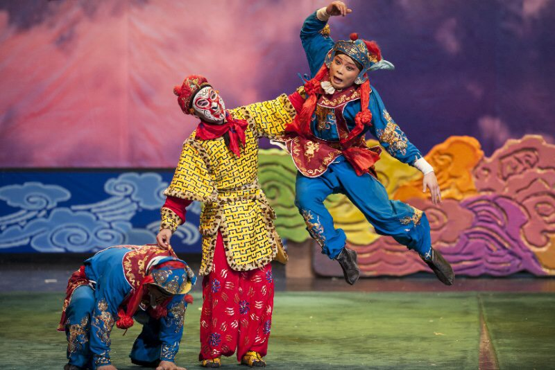 Photo Flash: THE MONKEY KING MAKING HAVOC IN HEAVEN at the CCP, 5/18-19