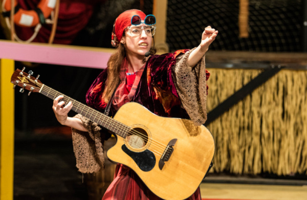 Shannon Hartman in THE PIRATES OF PENZANCE OR, THE SLAVE OF DUTY at The Wilbury Theat Photo