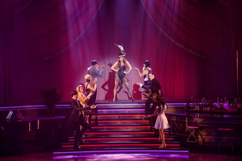 BWW Interview: Anne Martinez and BAZ-A MUSICAL TOUR DE FORCE at The Palazzo Theatre at The Venetian Las Vegas