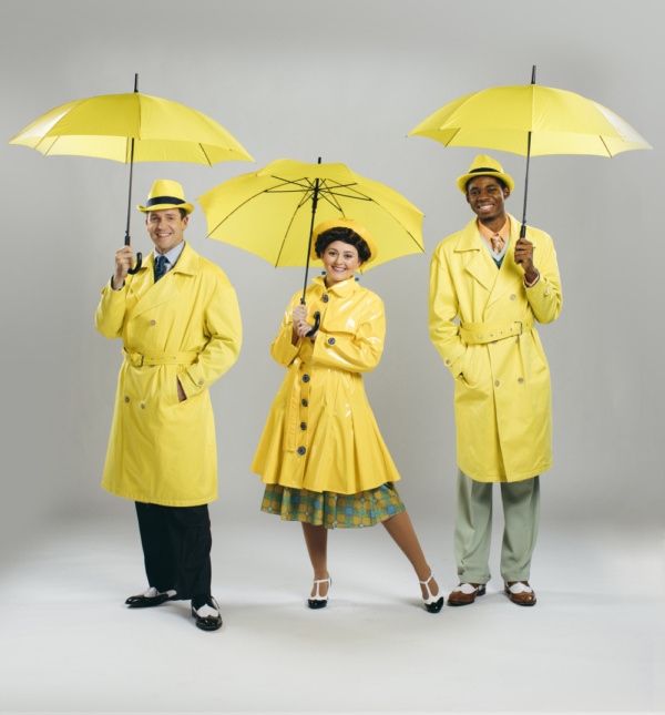 Photo Flash: SINGIN' IN THE RAIN Comes to Omaha Community Playhouse