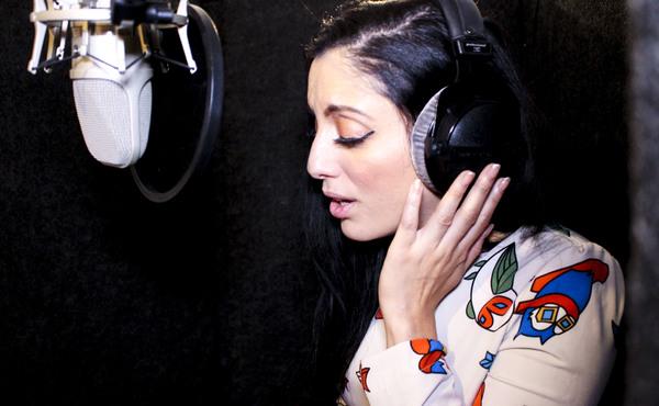 Photos: Inside the Concept Album Recording of BROKEN WINGS