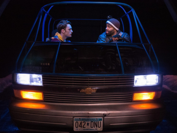 Photos: Strawdog Theatre Company's World Premiere Of DAMASCUS Opens May 21