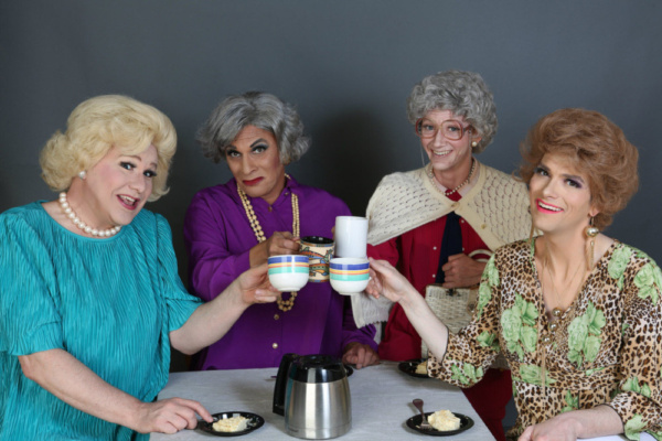 Photo Flash: Hell In A Handbag's THE GOLDEN GIRLS: The Lost Episodes, Vol. 2 Comes to Mary's Attic