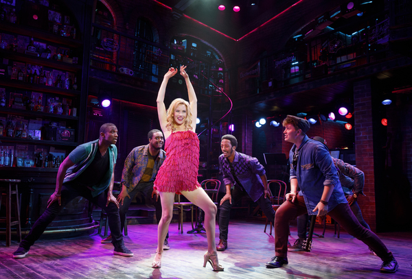 Review Roundup: Ogunquit's Off-Broadway Bound SMOKEY JOE'S CAFE