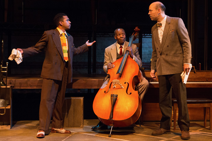 BWW Review: MA RAINEY'S BLACK BOTTOM at Soulpepper